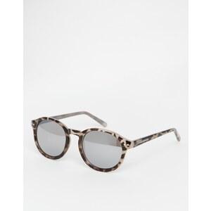 Cheap Monday - Runde Sonnebrille - Braun