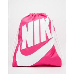 Nike - Heritage - Sportbeutel in Pink