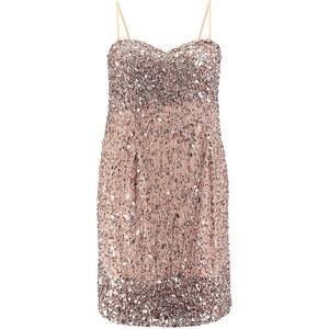 Frock and Frill Curve SAVOY Cocktailkleid / festliches Kleid blush