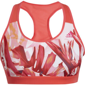 Adidas Brassière Olympique / ROUGE