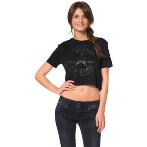Converse GLITTER CHUCK CROP TEE T-Shirt