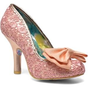 Irregular Choice - Mal E Bow - Pumps für Damen / rosa
