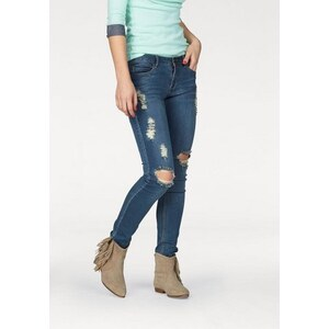 Damen 5-Pocket-Jeans AJC blau 32,34,36,38,40,42,44,46