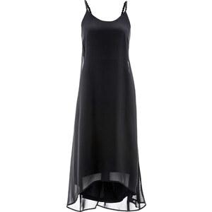 bpc selection Kleid in schwarz (Rundhals) von bonprix