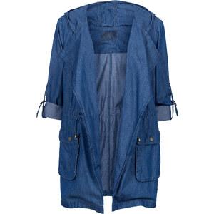 RAINBOW Veste en jean bleu femme - bonprix