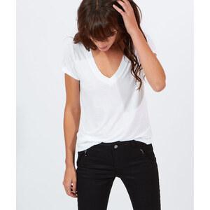 T-shirt col V Etam