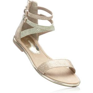 Sandales beige chaussures & accessoires - bonprix