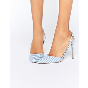 ASOS - PYRAMID - Chaussures pointues à talons hauts - Multi