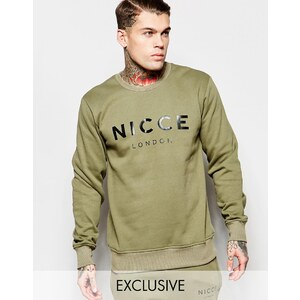 Nicce London - Sweatshirt - Khaki