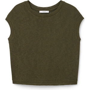 MANGO T-Shirt Crop