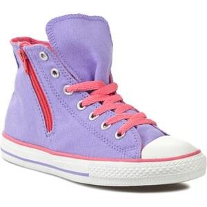 Sportschuhe CONVERSE - CT Side Zip Hi 642914F Lavender Glo