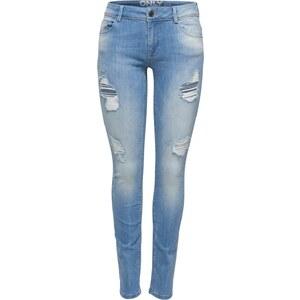 ONLY Coral SL Destroy Skinny Fit Jeans