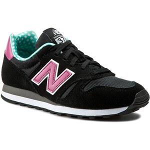 Sneakers NEW BALANCE - Classics WL373WPG Schwarz