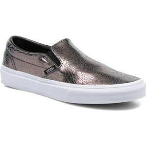 SALE - 40% - Vans - Classic Slip-On W - Sneaker für Damen / silber