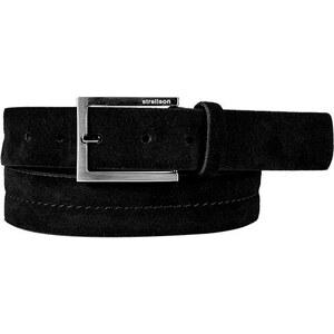 Herrenausstatter.de Strellson Premium Gürtel black 3359/10