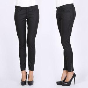 Lesara Jeans slim imitation cuir
