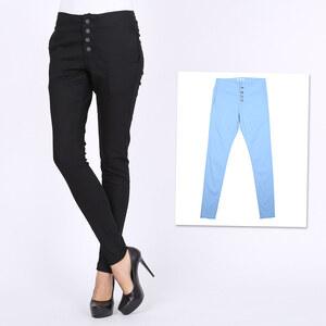 Lesara Jeans slim avec fermeture boutonnée