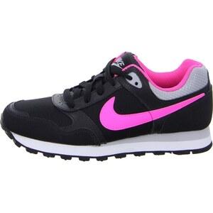 Nike Sportswear NIKE MD RUNNER GG Sneaker low schwarz/pink