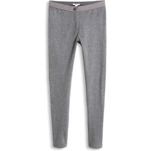 Esprit Pantalon à ceinture élastiquée scintillante