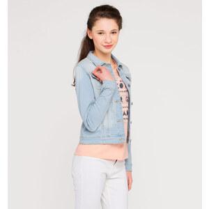 C&A Mädchen Jeansjacke in Blau
