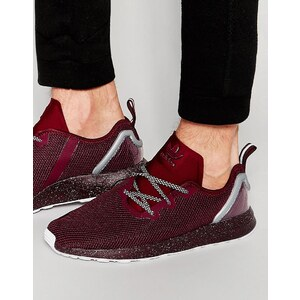 adidas Originals - ZX Flux AQ6658 - Asymmetrische Sneakers - Violett