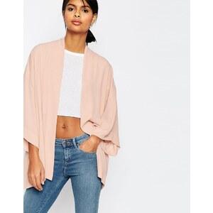 ASOS - Oversize-Kimono - Blush