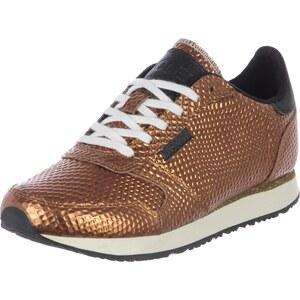 Woden Ydun Metallic W chaussures bronze