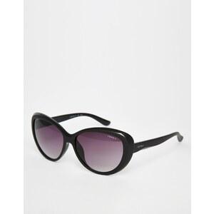Esprit - Sonnenbrille mit Katzenaugen - Schwarz