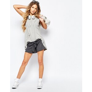 Wildfox Essentials - Cutie - Shorty - Noir sale