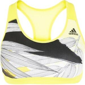 adidas Performance OLYMPIC SportBH shock yellow