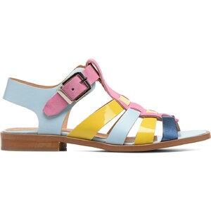SARENZA - Menthe Hello #1 - Sandalen für Damen / mehrfarbig