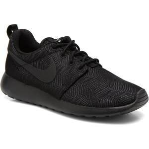 Nike - Wmns Nike Roshe One Moire - Sneaker für Damen / schwarz