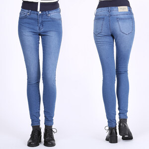 Lesara Jeans taille moyenne
