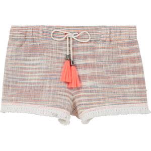 MANGO Short Jacquard Coton