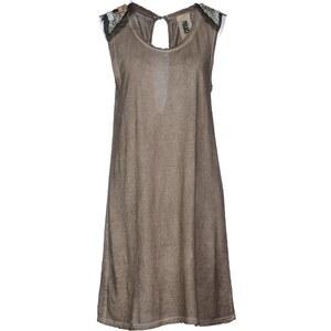 Kurzes Kleid - PROJECT -- [FOCE] -- SINGLESEASON -- - BEI YOOX.COM