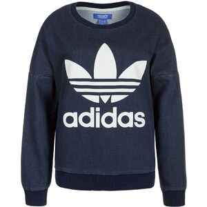 adidas Originals Track Denim Sweatshirt Damen