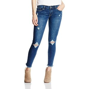 TALLY WEiJL - Blaue Skinny-Jeans - Damen - Blau