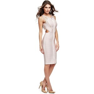 Marciano Guess Robe fourreau - rose