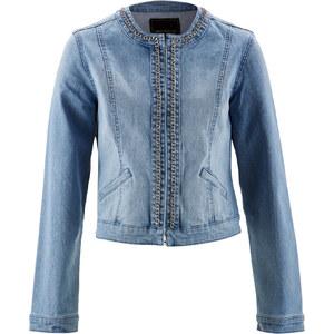 bpc selection Veste en jean bleu manches longues femme - bonprix