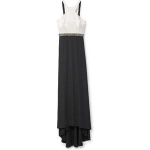 MANGO Langes Kleid In Zwei Farben