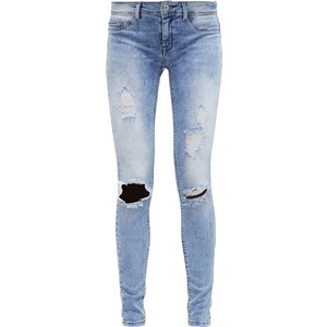 ONLY ONLCORAL Jeans Skinny Fit light blue denim