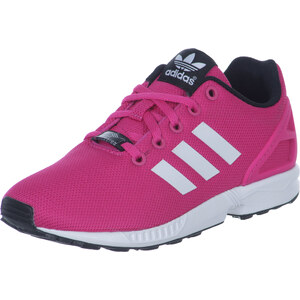 adidas Zx Flux K W chaussures pink/white/black