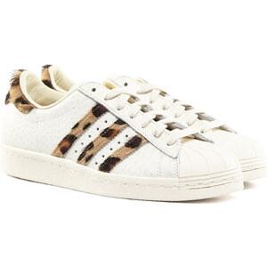 ADIDAS Superstars Animal Sneaker Weiß