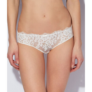 Shorty en dentelle et satin Etam