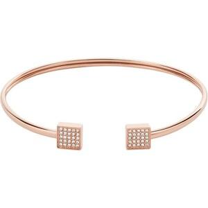 Fossil Bracelet Vintage Glitz acier doré JF02024791 - Bijou pour Femme Fossil en Acier doré