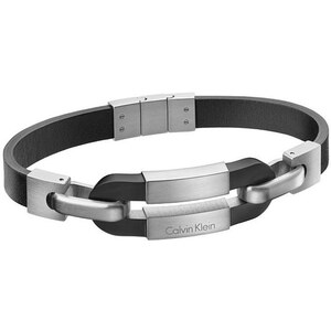 Calvin Klein Bracelet Magnet KJ4DBB390100 - Bijou pour Homme Calvin Klein en Acier