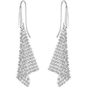Swarovski Fit Small boucles d'oreilles 5143068 - Bijou pour Femme Swarovski en métal argenté