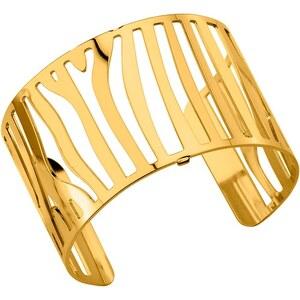 Les Georgettes Bracelet Large Zèbre en métal doré 70261590100000 - Bijou pour Femme Les Georgettes en Métal doré