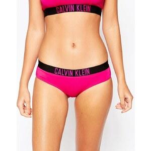 Calvin Klein - Intense Power - Bas de bikini taille basse - Rose