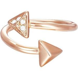 Esprit Ring mit Strasssteinen, »ESPRIT-JW50214 Rose, ESRG02865C«